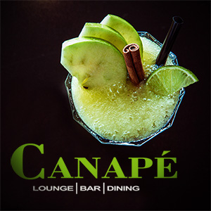 Canape Lounge Bar